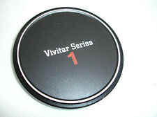 VIVITAR series 1 metal front lens cap for lenses with 77mm filter size thread