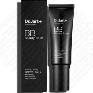 Dr.Jart+ Black Label Nourishing BB Cream 40ml SPF25 PA++ [Free USA Shipping]