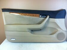2003-2007 HONDA ACCORD OEM TAN 2DR LEFT/ DRIVER'S DOOR HANDLE TRIM PANEL