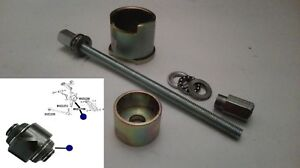 LEXUS GS300/400/430 IS200/300 REAR CONTROL ARM BUSH REMOVAL BALL JOINT TOOL