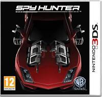 SPY HUNTER   Nintendo   3DS   NEU & OVP   USK18   WARNER BROS GAME