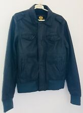 Selected 1995 Toby Black Men's Leather Jacket Size M