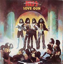 Kiss Love Gun Vinyl LP Casablanca/RCA Club 1977