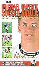 Michael Owen's Soccer Skills [VHS] [1999], Good VHS, Simon Clifford, Michael Owe