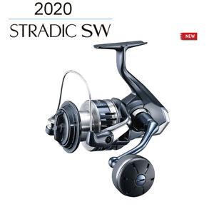 NEW 2020 SHIMANO STRADIC SW Spinning Fishing Reels Saltwater Fishing Wheel