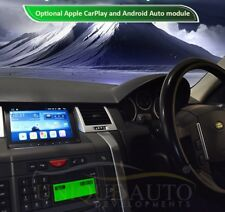 Land Rover Discovery 3 2004-09 Navigation Bluetooth Sat Nav Android CarPlay 2+32