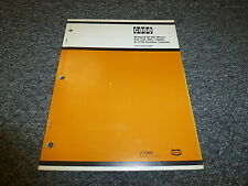 Case E30Sg Winch for 750 850 1000D 1150 Crawler Tractor Parts Catalog Manual