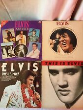elvis presley Vinyl records lp Job Lot.