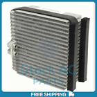 New A/C Evaporator fits Toyota Corolla - 1998 to 2002 - OE# 8851002080