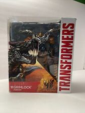 Transformers GRIMLOCK AOE Age Of Extinction Leader Class MISB New 2014 Hasbro