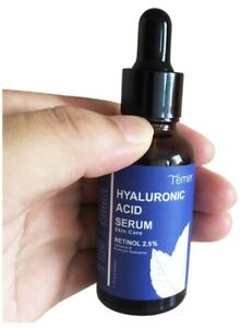 Acido Hialuronico Puro De Alta Potencia Reduce Manchas Arrugas De La Cara Y Piel