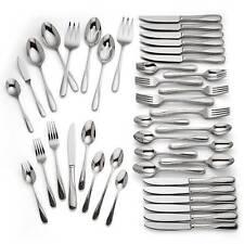 Lenox 18/10 Stainless Steel 108-piece Service for 12 Flatware Set~Summerville