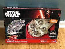 Star Wars The Force Awakens Millennium Falcon Air Hogs Quad Drone