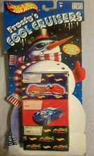 NIP Hot Wheels Frosty Cool Cruisers 2002