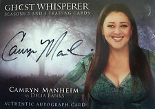 Ghost Whisperer Seasons 3 & 4 Autograph Camryn Manheim G3&4A-CM