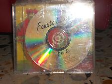 FAUSTO LEALI - ERI TU - cd singolo slim case - 2003 - GATTO PANCERI