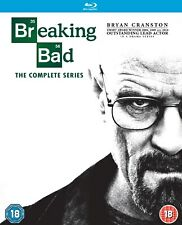 Breaking Bad: The Complete Series (Box Set) [Blu-ray]