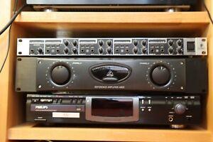 Philips CDR 770 CD-Rekorder schwarz mit Fernbedienung und Kurzanleitung