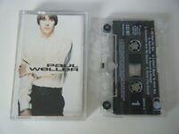 PAUL WELLER S/T SELF TITLED ALBUM CASSETTE TAPE GO! DISCS UK 1992