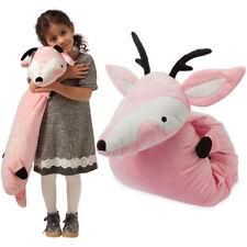 Manhattan Toy Snuggle Deer Plush Stuffed Animal Toy Lovey Cute Sleep Buddy Kids