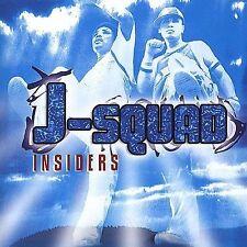 Insiders by J-Squad (CD, Jun-2004, Pi/Universal Music Latino)