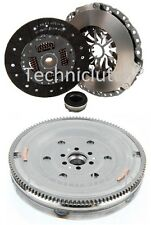 DUAL MASS FLYWHEEL DMF AND COMPLETE CLUTCH KIT FOR AUDI A6 2.0 TDI 240MM