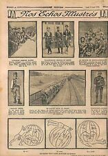 Poilus Tranchée Avocat M° Gabriel Baume Volontaires Légion Etrangère WWI 1915