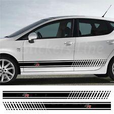 Leibriemen Klebstoff Fr Seat Ibiza Leon Altea Streifen Seiten Seitenaufkleber