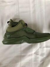 New PUMA X Fenty Rihanna Trainer Hi Top Cypress Green Sneakers Sz's 5.5