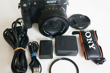 Sony Cyber-shot DSC-RX10 20.2 MP Digitalkamera - Schwarz