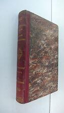 HISTOIRE DE FRANCE  par ANQUETIL 1856  TOME 6  ETAT CORRECT ROUSSEURS