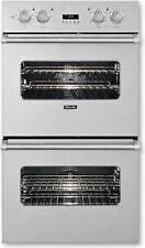 "Viking Vedo 5302SS 30"" Double Electric Wall Oven Stainless Steel"