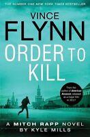 VINCE FLYNN __ ORDER TO KILL __ BRAND NEW __ FREEPOST UK