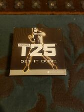 T25 workout dvd set Alpha and Beta