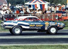 "Dave Boertman ""Rod Shop Dodge"" 1970 Dodge Challanger Super Stocker PHOTO! #(4)"