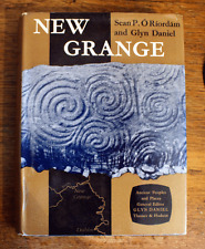 New Grange: Ancient Peoples and Places - Glyn Daniel - First Edition - 1964