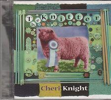 Cheri Knight - The Knitter, CD