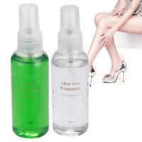 Pre & After Wax Treatment Liquid Hair Removal Spray Hair Remover Waxing Spra 9M6