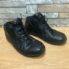 AND1 Basketball Mid Top Men's Black Rocket Trainers Sneakers Size UK 11.5