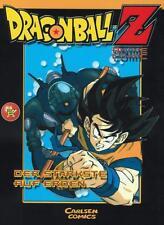 Dragon Ball Z-anime cómic 2 (z0), Carlsen