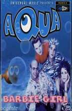 AQUA - BARBIE GIRL 1997 EU CASSINGLE CARD SLEEVE SLIP-CASE