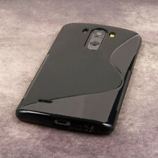 New Fashion S-Line Rubber Soft TPU Case Gel Cover For LG G3 SDS