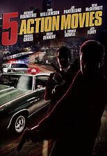 5 Action Movies: One Down Two to Go / The Spy Killer / Ed McBain's 87th Precinct