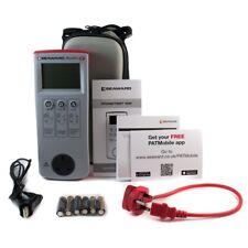 Seaward Primetest 100 Pat Tester Calibration Cert Training Guide