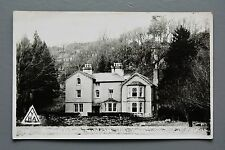 R&L Postcard: Wales, Meryside Youth Hostel Lledr House, Pont-Y-Pant