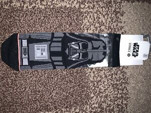 NWT Stance Womens Vader Monofilament Star Wars Anklet Sock Small 5-7.5