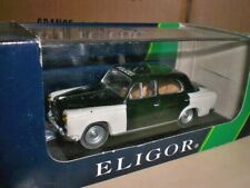 Eligor 100799 - Peugeot 403 Police Allemande Polizei - 1:43 Made in France
