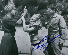 Larry Hagman (I Dream of Jeannie) signed authentic 8x10 photo COA