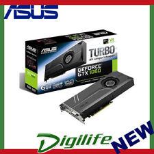 ASUS GTX1060 TURBO EDITION 6GB GDDR5 Boost Clock 1708Mhz TURBO-GTX1060-6G