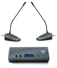 JTS CS1 Conference Microphone System - CU, Control - CH, Chairman - DU, Delegate